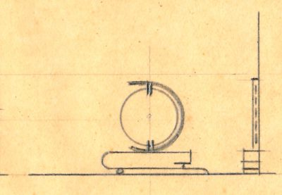 Figure 2 Liem Bwan Tjie, vanity table design, around 1930