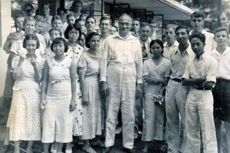 Han Swan Tiem klasse excursie 1937-2