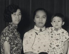 Family from Jogjakarta